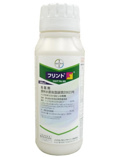殺菌剤 フリントフロアブル25 500ml 驚きの値段 爆安