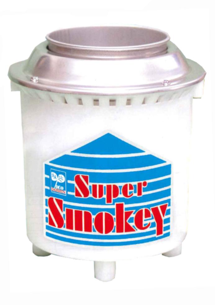 いちごやバラの殺菌に 送料無料 スーパースモーキー 訳ありセール 格安 硫黄蒸散器 即納送料無料! 100V 硫黄カップ カバー付