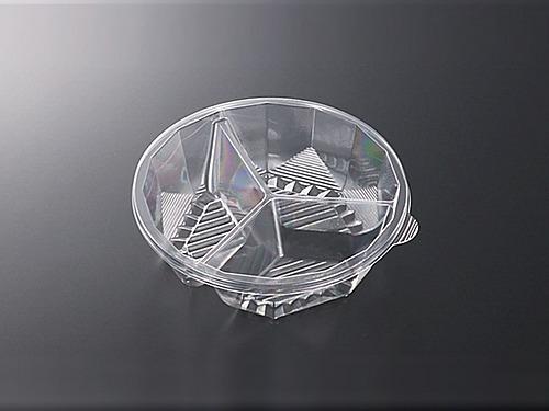 法人名宛限定商品 中央化学 KFボウル 15-3 1600枚 身蓋セット