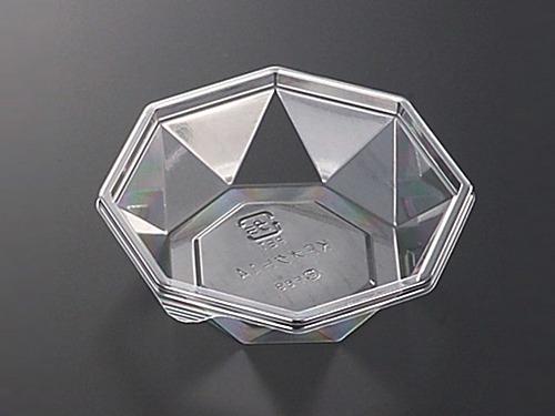 法人名宛限定商品 中央化学 KFオクト 14 2400枚 身蓋セット