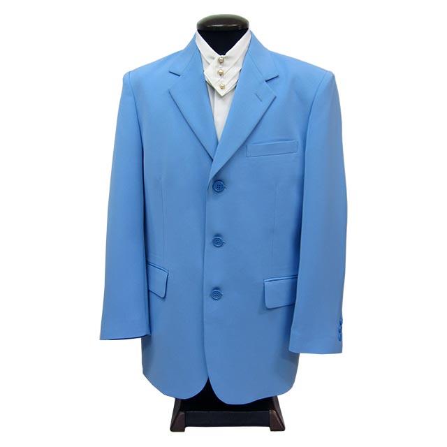 408ecc8788961 すっきりとした印象のシングルジャケット・袖にはボタンが3個ついています。 ※ジャケットのみの販売となります