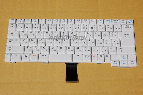 ■新品■NEC LaVie LL850/MG、LL750/MG、LL750/LG用キーボード ☆ノートパソコンキーボード交換用☆
