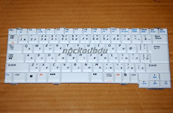 ■新品■NEC VersaPro VY21B,20B,18B,16B/W-3用キーボード☆ノートパソコンキーボード交換用☆