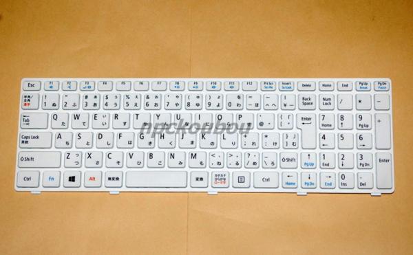 ■新品■NEC LaVie E LE150/R2W LE150/R1W 日本語キーボード☆ノートパソコンキーボード交換用☆:NPCkoubou