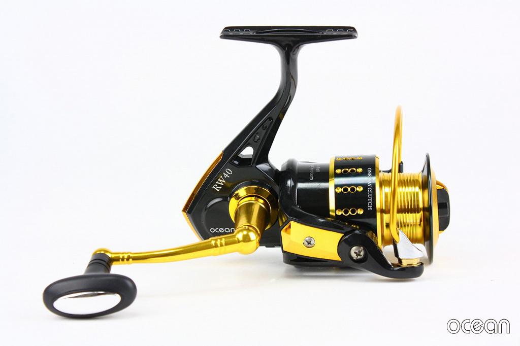 High-performance spinning reel ocean RW40 (8BB+1RB)