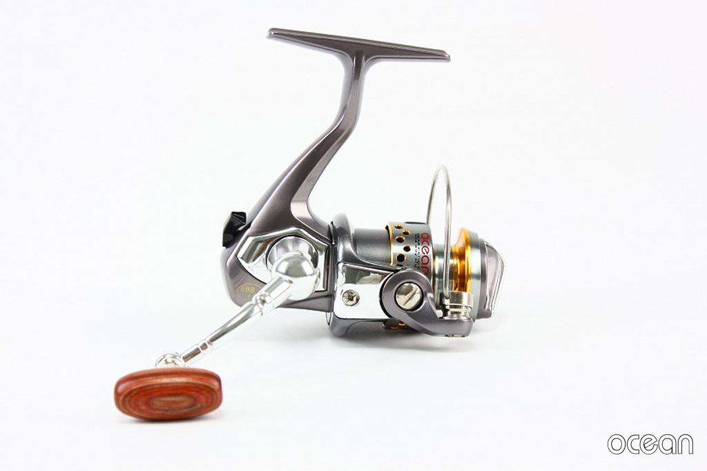Ultra Compact, high-performance spinning reels ocean YB20 (5BB+1RB)-grey