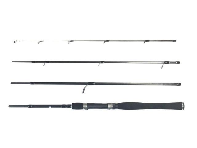 シーバスやロックフィッシュなど ルアー釣り全般に ミディアムアクション 小継ぎ 4ピース ocean 7'0M スピニング ルアーロッド 世界の人気ブランド LC34S 商い