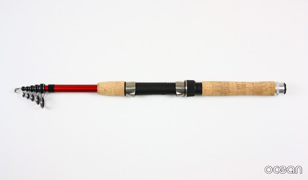 使いやすいコンパクト投げ竿 ちょい投げ釣り 波止 堤防 コンパクト 至上 奉呈 LIGHT ocean 投げ竿 210 MARINE