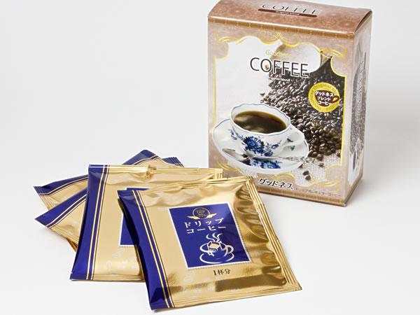 グッドネス 激安☆超特価 コーヒー 評価 4袋入り 藤井茶舗 お茶のふじい y500