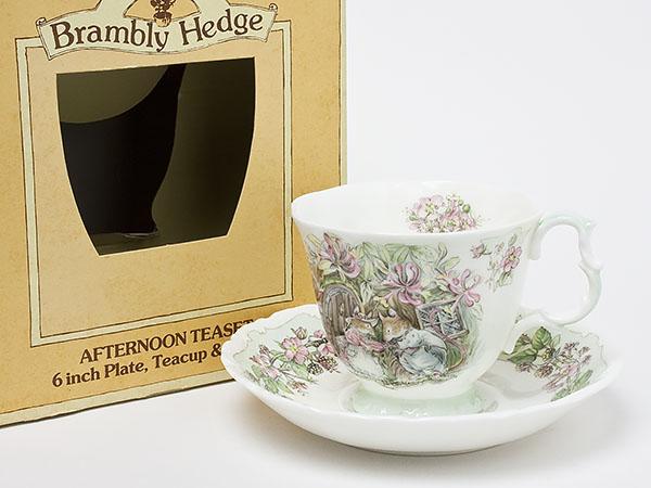 ロイヤルドルトン ブランベリーヘッジ(夏)カップ&ソーサー doulton-20-1お茶のふじい・藤井茶舗