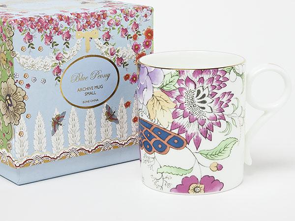 ウェッジウッド アーカイブコレクション マグカップ FLORAL BOUQUET wedg-21お茶のふじい・藤井茶舗