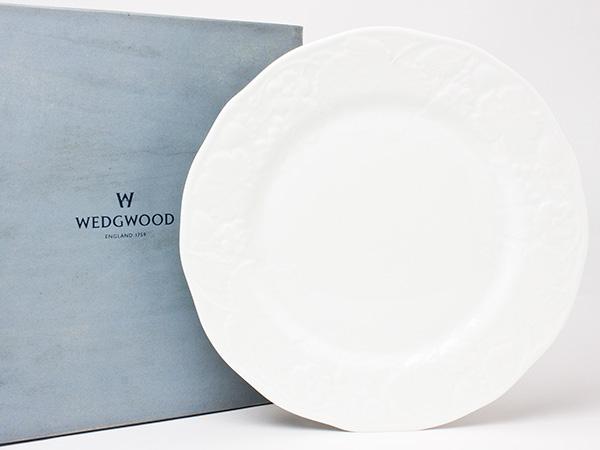 ウェッジウッド ストロベリー&バイン アメリカンディナープレート wedg-34-1お茶のふじい・藤井茶舗