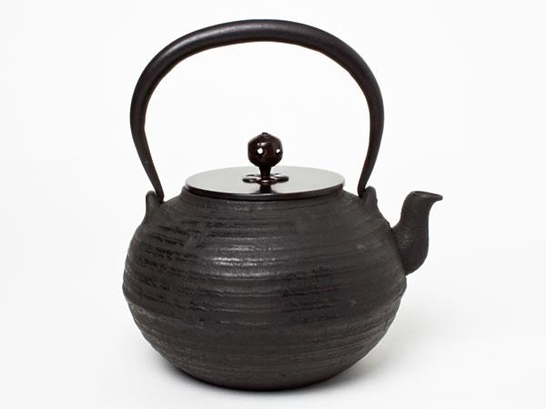 【送料無料】京鉄瓶 いも形 TETUB-71 お茶のふじい・藤井茶舗