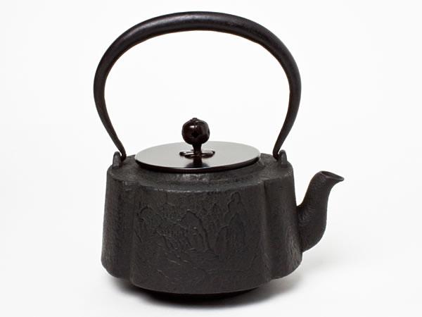 【送料無料】京鉄瓶 木瓜 TETUB-67 お茶のふじい・藤井茶舗
