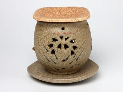 再再販 茶香炉 KR01 数量限定 藤井茶舗 お茶のふじい