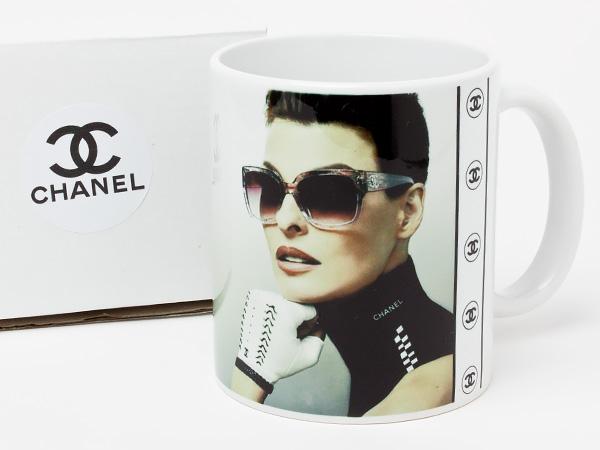 シャネル マグカップ「スーパーモデル柄」 chanel-10お茶のふじい・藤井茶舗