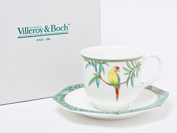 ビレロイ&ボッホ カップ&ソーサー アマゾーナ villeroy-11お茶のふじい・藤井茶舗