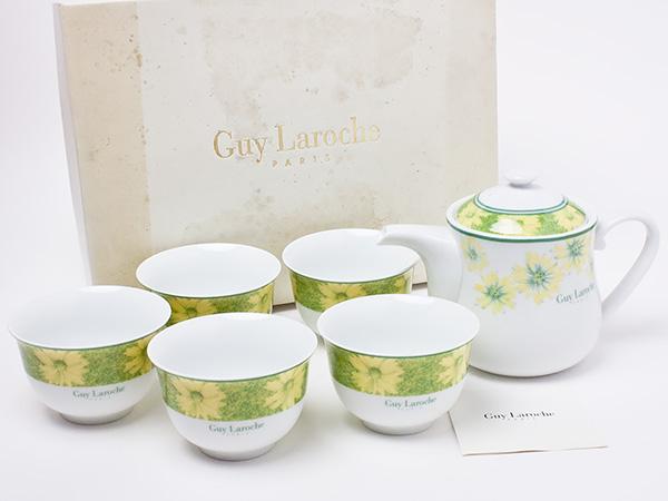 【送料無料】ギラロッシュ 茶器セット guylaroche-01お茶のふじい・藤井茶舗