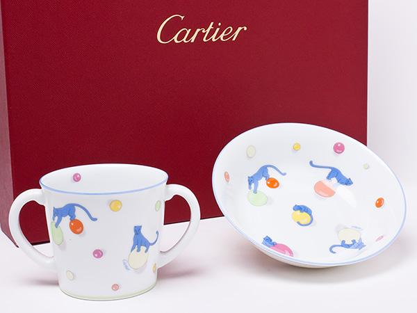 カルティエ パンテール マグカップ&ボウルセット cartier-02お茶のふじい・藤井茶舗