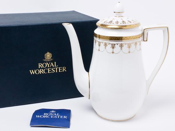 ロイヤルウースター ティーポット royalwo-12お茶のふじい・藤井茶舗