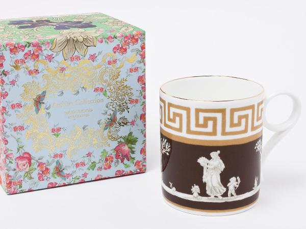 ウェッジウッド アーカイブコレクション マグカップ CLASSIC FLORA wedg-43お茶のふじい・藤井茶舗