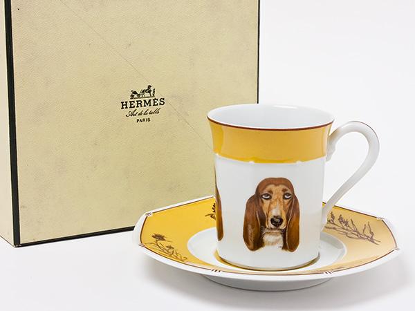 エルメス バセットハウンド マグカップ hermes-61お茶のふじい・藤井茶舗