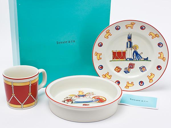 【送料無料】ティファニー トイズ食器3点セット tiffany-93お茶のふじい・藤井茶舗