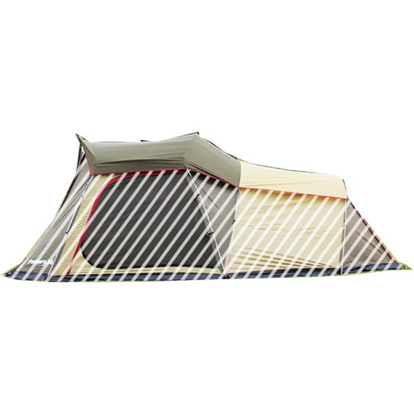 ogawa campal(小川キャンパル) ルーフフライ ポルヴェーラ用 3550フライシート テントアクセサリー タープ テントオプション アウトドアギア