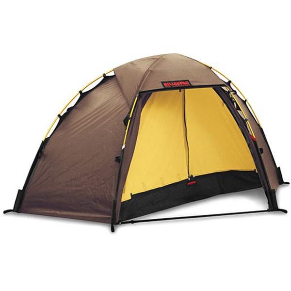 HILLEBERG(ヒルバーグ) ヒルバーグ テント Soulo Sand 12770084ベージュ テント タープ 登山用テント 登山1 アウトドアギア