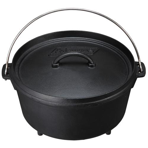Coleman(コールマン) ダッチオーブン12 170-9391ダッチオーブン クッキング用品 バーべキュー ダッチオーブン12インチ アウトドアギア