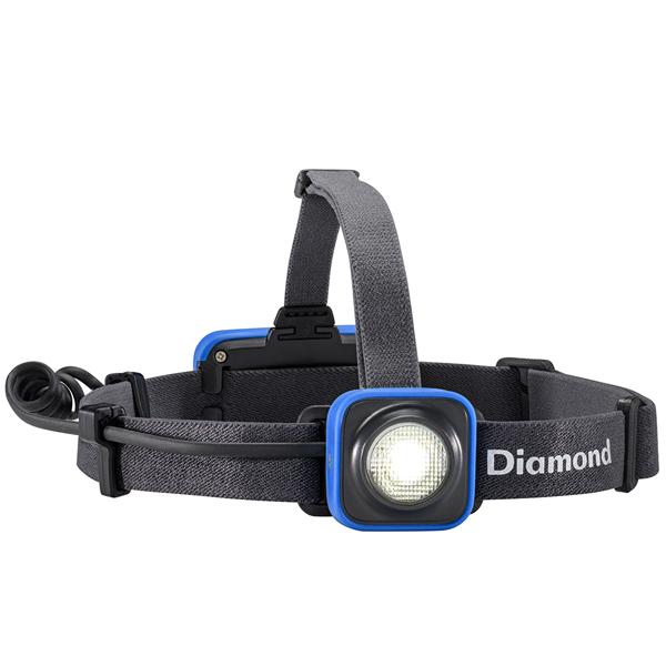 ★エントリーでポイント10倍!Black Diamond(ブラックダイヤモンド) スプリンター/スモークブルー BD81077ブルー リチウムイオン電池 ヘッドライト ランタン LEDタイプ アウトドアギア