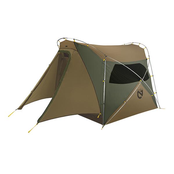 ★エントリーでポイント5倍!NEMO(ニーモ・イクイップメント) ワゴントップ 4P キャニオン NM-WGT-4P-CY四人用(4人用) テント タープ キャンプ用テント キャンプ4 アウトドアギア