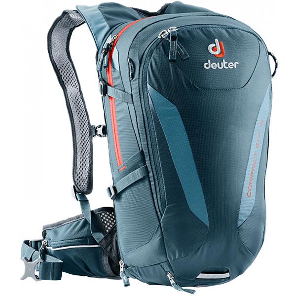 deuter(ドイター) コンパクト EXP 16 アークティック×スレートブルー D3200315-3386アウトドアギア 自転車用バッグ バッグ バックパック リュック
