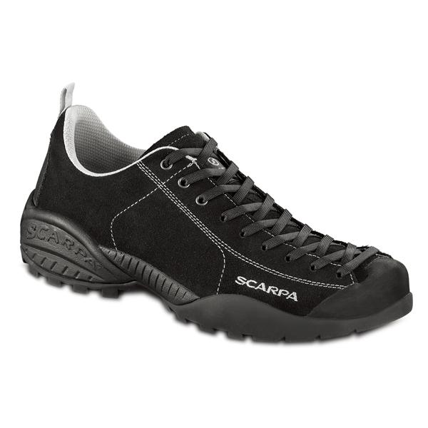SCARPA(スカルパ) モヒート/ブラック/42 SC21050アウトドアギア アウトドアスポーツシューズ メンズ靴 ウォーキングシューズ ブラック 男性用 おうちキャンプ
