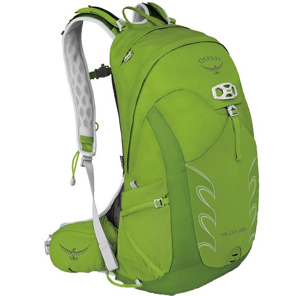 OSPREY(オスプレー) タロン 22/スプリンググリーン/S/M OS50253グリーン リュック バックパック バッグ トレッキングパック トレッキング20 アウトドアギア