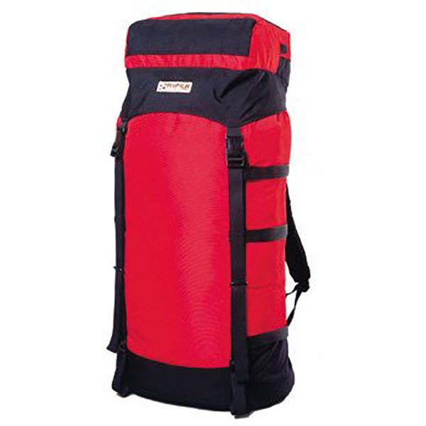 Ripen(ライペン アライテント) マカルー80L/RD 0100002レッド リュック バックパック バッグ トレッキングパック トレッキング大型 アウトドアギア