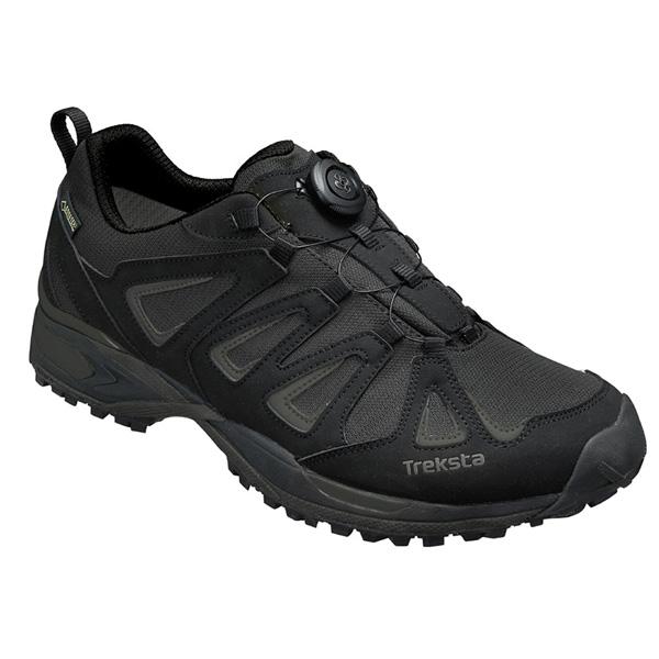 TrekSta(トレクスタ) ネバドBoa GTX/BK/24.5 EBK206ブラック ブーツ 靴 トレッキング トレッキングシューズ トレッキング用 アウトドアギア