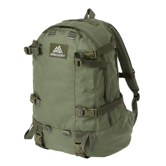 GREGORY(グレゴリー) デイアンドハーフパック/コンバットフォリッジ 65150リュック バックパック バッグ デイパック デイパック アウトドアギア