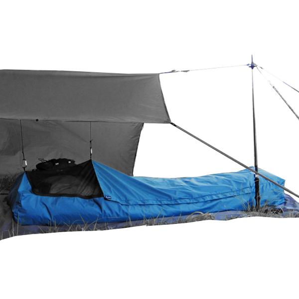 ISUKA(イスカ) オープンエア コンパクトビビィ/ネイビー ブルー 202021アウトドアギア シェルター テント タープ ブルー おうちキャンプ