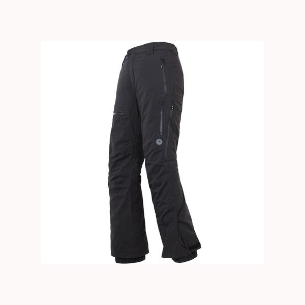 Marmot(マーモット) FUSION DRI NEO PANT/(BLK)/L MJP-F5069男性用 大人用 ブラック パンツ ウエア アウトドア ロングパンツ ロングパンツ男性用 アウトドアウェア