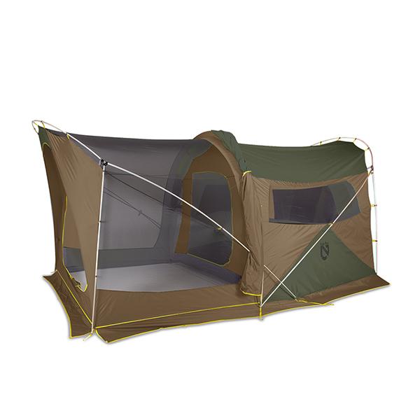 NEMO(ニーモ・イクイップメント) ワゴントップ 4PLX キャニオン NM-WGT-4PLX-CYブラウン 四人用(4人用) テント タープ キャンプ用テント キャンプ4 アウトドアギア
