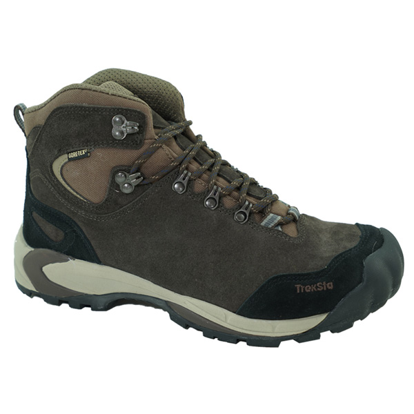 TrekSta(トレクスタ) NESTカラコルムGTX/ダークブラウン229/280 EBK512ブラウン ブーツ 靴 トレッキング トレッキングシューズ トレッキング用 アウトドアギア