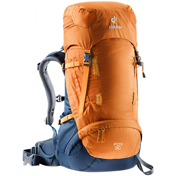 deuter(ドイター) フォックス 30 マンゴー×ミッドナイト D3613018-9302子供用 オレンジ リュック バックパック バッグ トレッキングパック トレッキング30 アウトドアギア