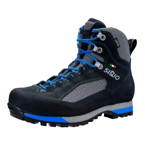 SIRIO(シリオ) P.F.431/AB/28.5cm PF431アウトドアギア ハイキング用 トレッキングシューズ トレッキング 靴 ブーツ ブルー 男性用