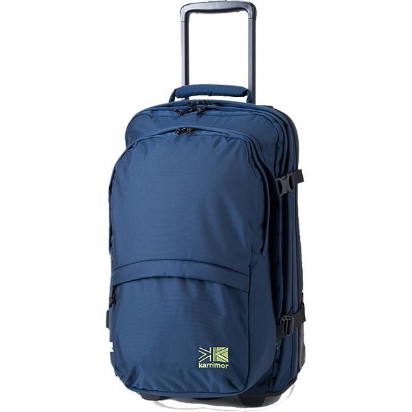 karrimor(カリマー) エアポートプロ 40/インク 55849ネイビー キャリーバッグ スーツケース トラベル・ビジネスバッグ キャスターバッグ アウトドアギア