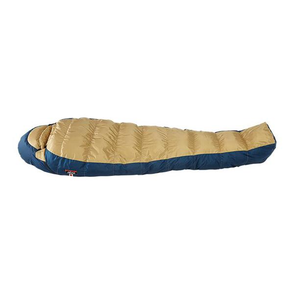 NANGA(ナンガ) オーロラライト750SPDX/GLD/ロング AURLT105ゴールド 一人用(1人用) ウインタータイプ(冬用) シュラフ 寝袋 アウトドア用寝具 マミー型 マミーウインター アウトドアギア
