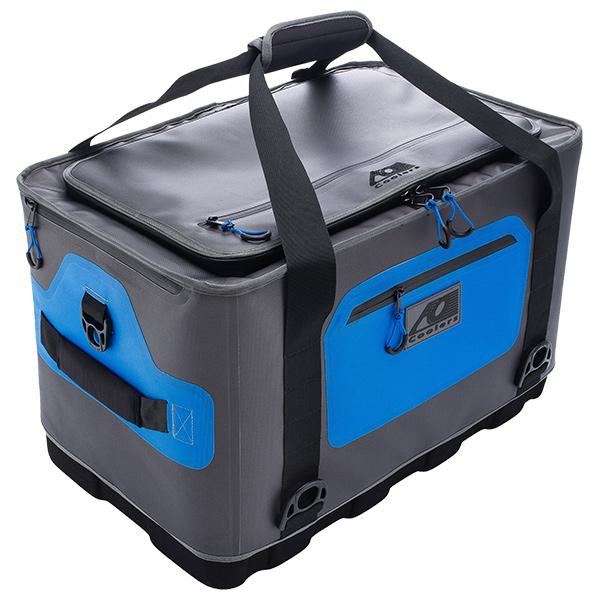 AO Coolers(エーオークーラー) 64パック ハイブリッドクーラー/グレー AOHY64グレー クーラーボックス アウトドア アウトドア ソフトクーラー 大型 アウトドアギア