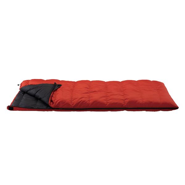 ISUKA(イスカ) レクタ 500/ブリック 147029シュラフ 寝袋 アウトドア用寝具 封筒型 封筒スリーシーズン アウトドアギア