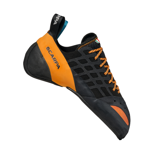 SCARPA(スカルパ) インスティンクト(ブラック)/ブラック/#38.5 SC20194ブラック ブーツ 靴 トレッキング トレッキングシューズ クライミング用 アウトドアギア