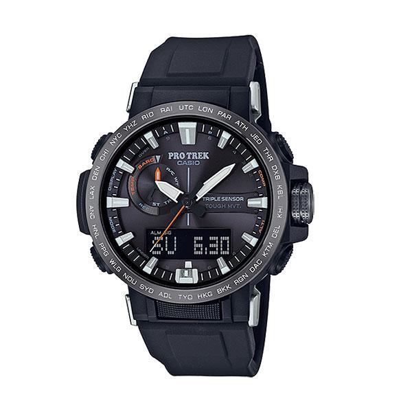 CASIO(カシオ) PRO TREK/PRW-60Y-1AJF PRW-60Y-1AJF男性用 ブラック メンズ腕時計 腕時計 高機能ウォッチ アウトドアギア